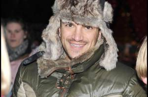 Peter Andre : Un papa formidable !