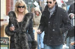 Goldie Hawn : Au bras de ses deux fils, l'actrice est... trop fière !