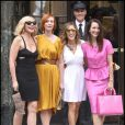 Sex and the City 2 : Sarah Jessica Parker, Kim Cattral, Kristin Davis et Cynthia Nixon