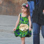 Suri Cruise : En talons, en princesse ou en leggings... découvrez tous les looks 2009 de la mini-fashionista !