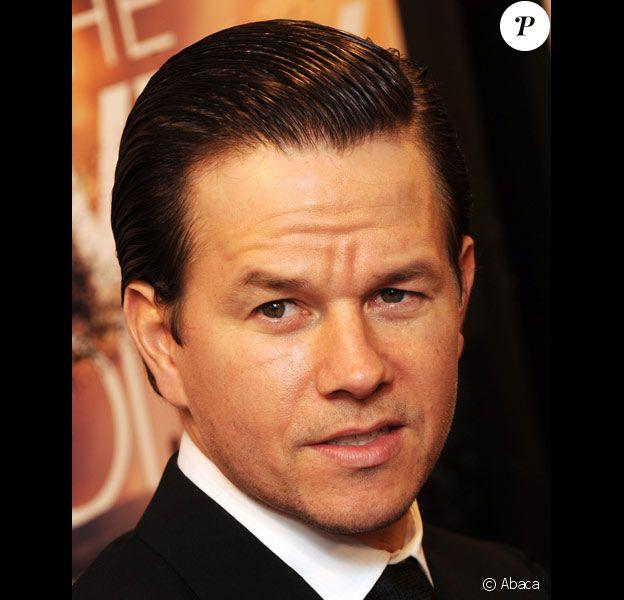Mark Wahlberg en décembre 2009 lors de la première de Lovely Bones à New York