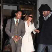 Mariah Carey : Et c'est parti pour le show ! Regardez, même son mari participe !