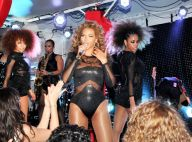 Beyoncé, sculpturale en body, fait son show pour son mari Jay-Z, Usher et... Victoria Silvstedt !