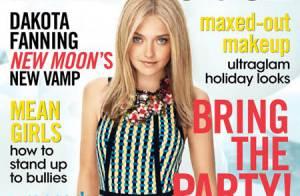 Dakota Fanning : star sanglante de Twilight... mais adolescente tellement craquante !