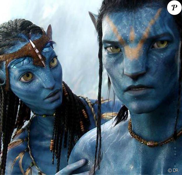 Des images d'Avatar, de James Cameron.