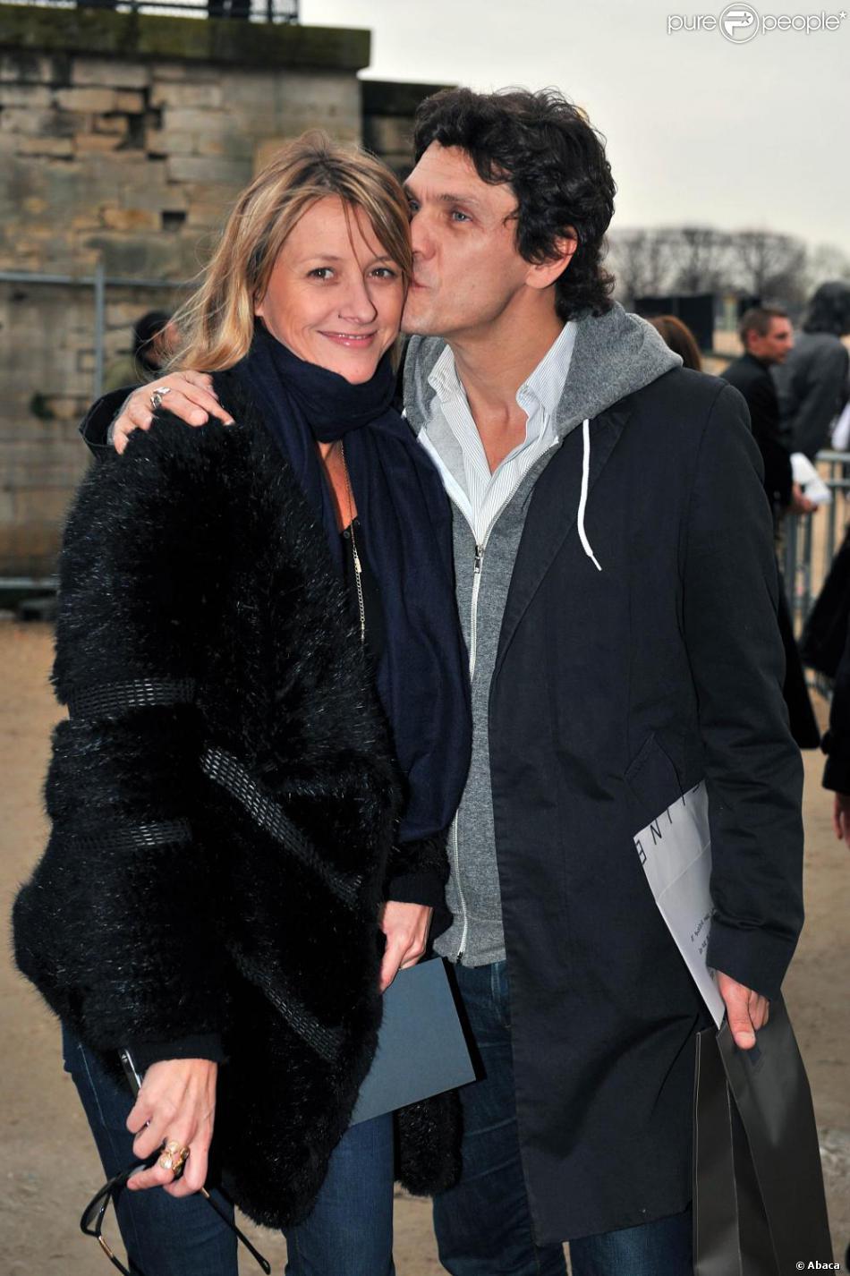Marc et sarah lavoine - Sarah lavoine enceinte ...