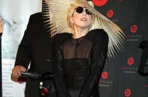 Lady Gaga repousse les limites capillaires pour... son nouveau job !