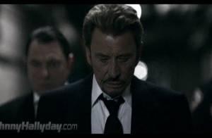 VIDEO : Johnny Hallyday , découvrez  en exclusivité son dernier clip !