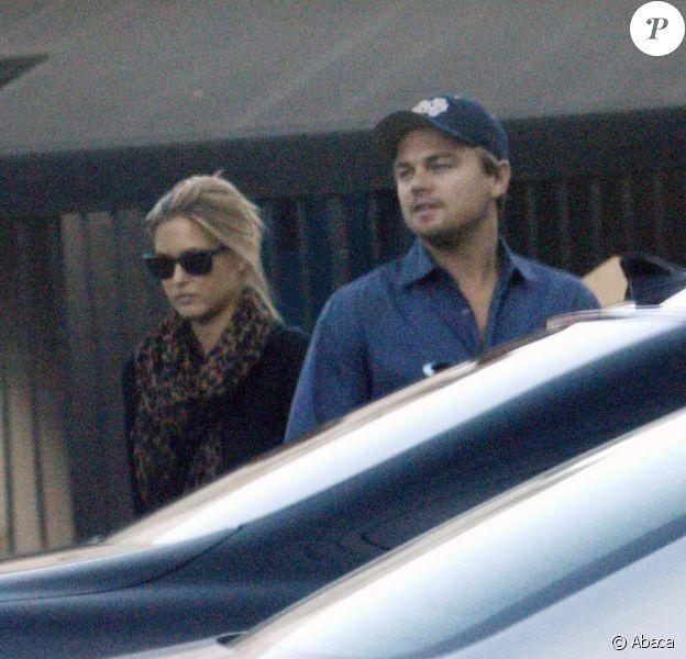 Bar Refaeli et Leonardo DiCaprio ont passé les fêtes de Noël ensemble à Los Angeles