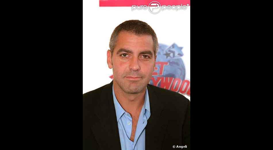 George Clooney au Festival de Deauville, le 10 septembre ...