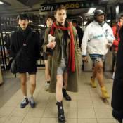 Regardez ces gens-là prendre le métro sans pantalon !