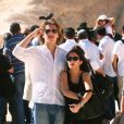 Jessica et Jean Sarkozy