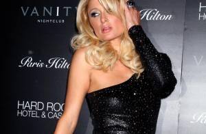 Paris Hilton : elle sort le grand jeu et nous la joue femme fatale... pour attirer le client !