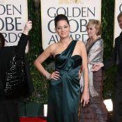 Marion Cotillard : Elle repart bredouille des Golden Globes mais a fait sensation... Ecoutez-la chanter ! (réactualisé)