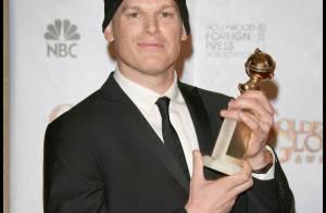 Michael C. Hall : Diminué par son cancer... il est venu chercher son Golden Globe pour