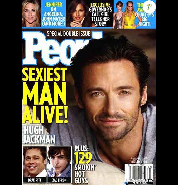 L'homme le plus sexy de l'année