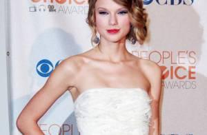 Taylor Swift se prépare déjà pour la Saint-Valentin... Ecoutez-la faire sa déclaration enflammée !