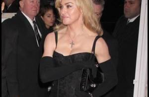 Madonna : Un magnifique décolleté, aussi généreux que... sensuel !