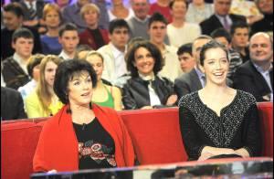 Anny Duperey et sa fille Sara, unies en beauté... pour François Hollande !