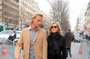 Quand Arnaud Lemaire et Claire Chazal, très amoureux, admirent une Nora Arnezeder... en très petite tenue !