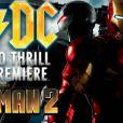 AC/DC signe Shoot to thrill pour Iron Man 2
