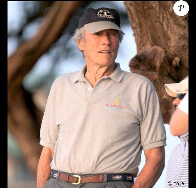 Clint Eastwood est l'acteur préféré des Américains.