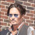 Johnny Depp est le 2e acteur préféré des Américains.