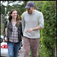 Jennifer Garner et Ben Affleck (Los Angeles, 26 janvier 2010)