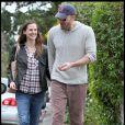 Jennifer Garner et Ben Affleck (Los Angeles, 26 janvier 2010)