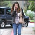 Jennifer Garner (Los Angeles, 26 janvier 2010)