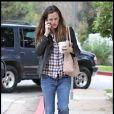 Jennifer Garner (Los Angeles, 26 janvier 2010)
