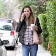 Jennifer Garner (Californie, 26.01.10)