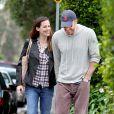 Jennifer Garner et Ben Affleck (Californie, 26.01.10)