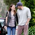 Jennifer Garner et Ben Affleck (Californie, 26.01.10)
