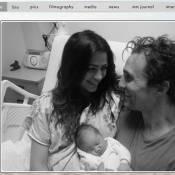 Matthew McConaughey vous présente son adorable fille Vida !