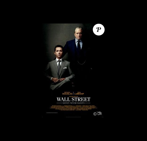 L'affiche de Wall Street, Money Never Sleeps