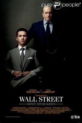 L'affiche de Wall Street, Money Never Sleeps