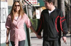 Nick Lachey et Vanessa Minnillo :  Ils vivent leur amour au grand jour... et en rigolent !