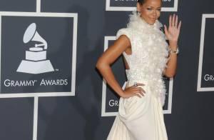 Rihanna : Un an après son agression, regardez son retour gagnant... avec Beyoncé et Jay-Z !