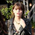 Mischa Barton rentre d'une séance shopping chez Ron Herman le 4 février 2010 à Beverly Hills