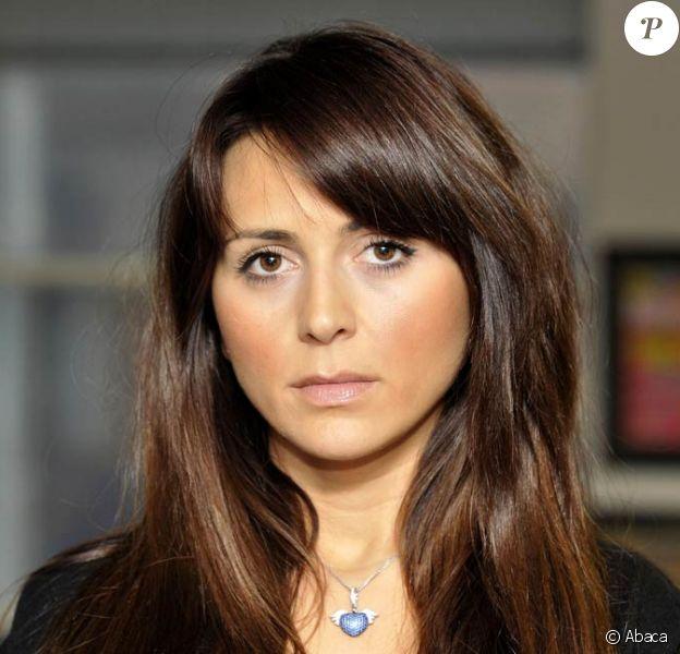 La mannequin français Vanessa Perroncel, maîtresse de John Terry, ici dans le quartier de Mayfair, à Londres, le 5 février 2010.