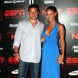 Nick Lachey et Vanessa Minnillo à l'occasion de la soirée organisée par  ESPN Magazine , au Fontainebleau Hotel de Miami Beach, le 6 février 2010.