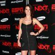 Audrina Patridge à l'occasion de la soirée organisée par  ESPN Magazine , au Fontainebleau Hotel de Miami Beach, le 6 février 2010.