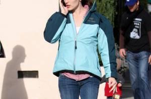 Jennifer Garner : elle a volé les bottes de... sa fille, Violet !