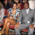 Solange Knowles, soeur de Beyoncé, avec leur papa Mathew
