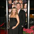 Rebecca Gayheart et Eric Dane à la première de Valentine's Day le 8 février à Los Angeles