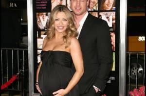 Eric Dane et Rebecca Gayheart très enceinte rivalisent de glamour avec Patrick Dempsey, Ashton Kutcher et leurs chéries...