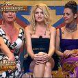 Girl power  pour Jeane, Célyne et Hermine !