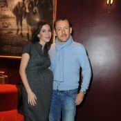 Dany Boon et sa jolie Yaël, enceinte, ont passé leur Saint-Valentin avec Mélanie Laurent et Gad Elmaleh !