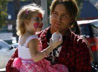 Anna Nicole Smith : L'adorable fille de la défunte playmate a passé la Saint-Valentin... avec son papa chéri !